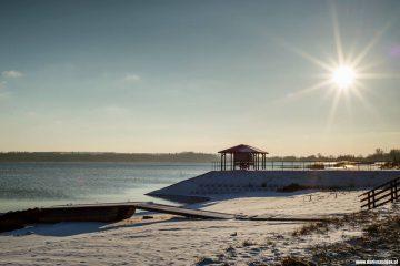 Jezioro Tarnobrzeskie - fotograf Tarnobrzeg
